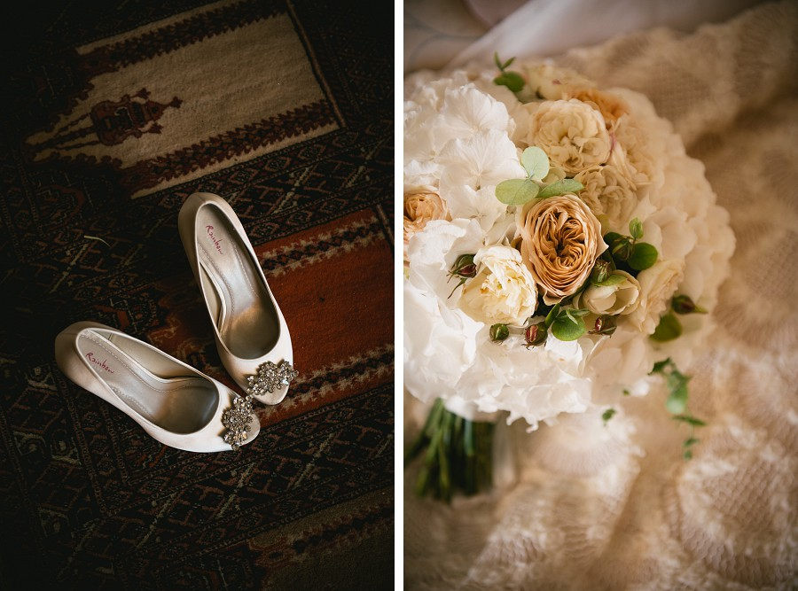 Wedding details in Dubrovnik
