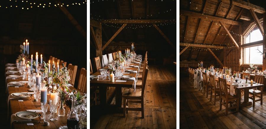 Fairyland wedding table