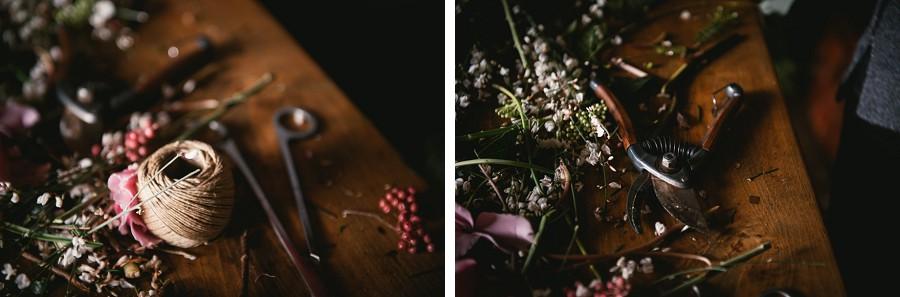 Florist photography