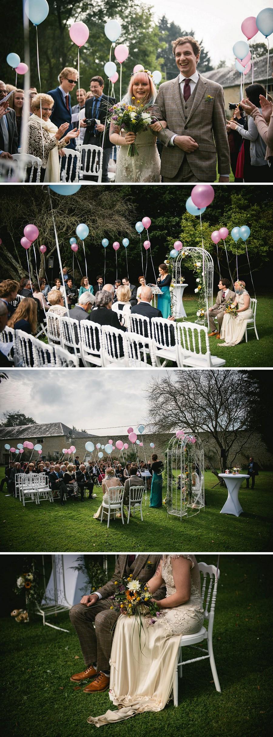 photographe de mariages en Normandie