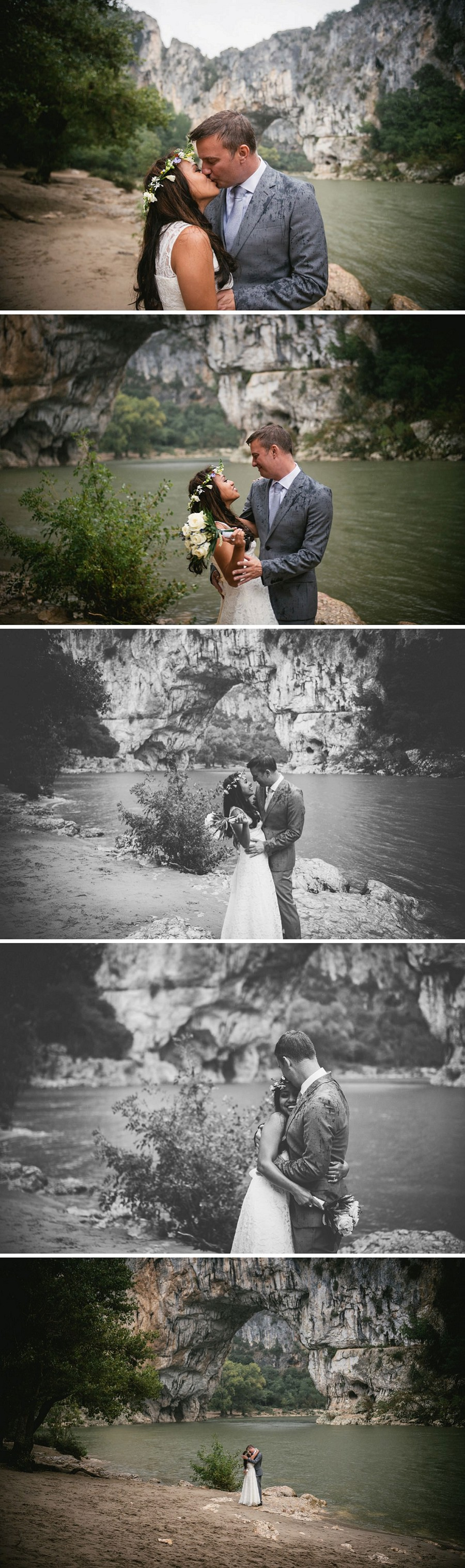 wedding photographer in Ardeche