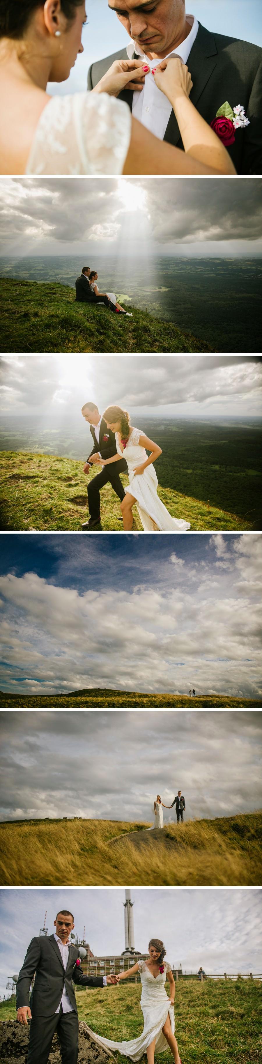 photographe de mariages dans le 63