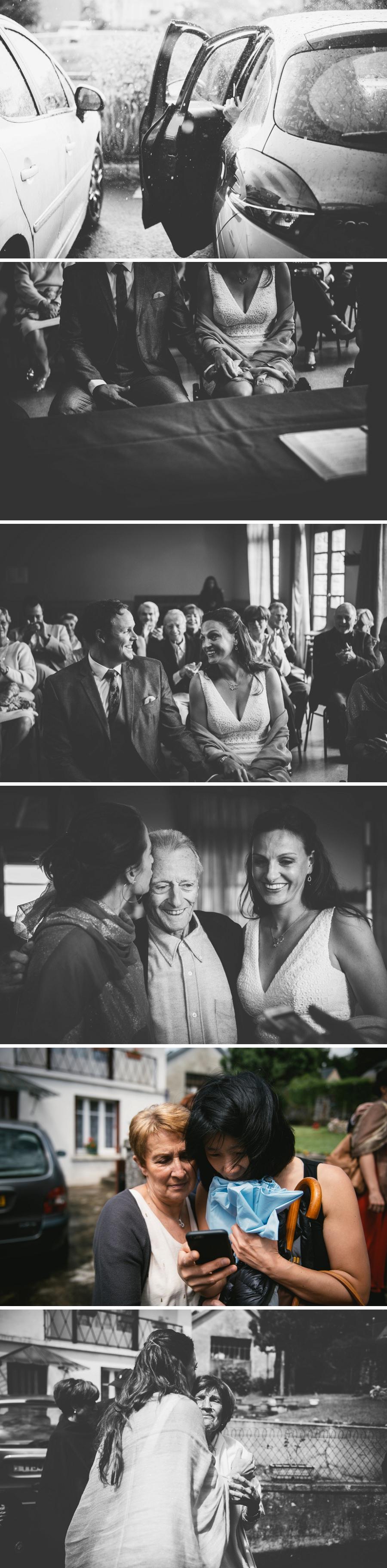 photographe de mariages dans le Cantal