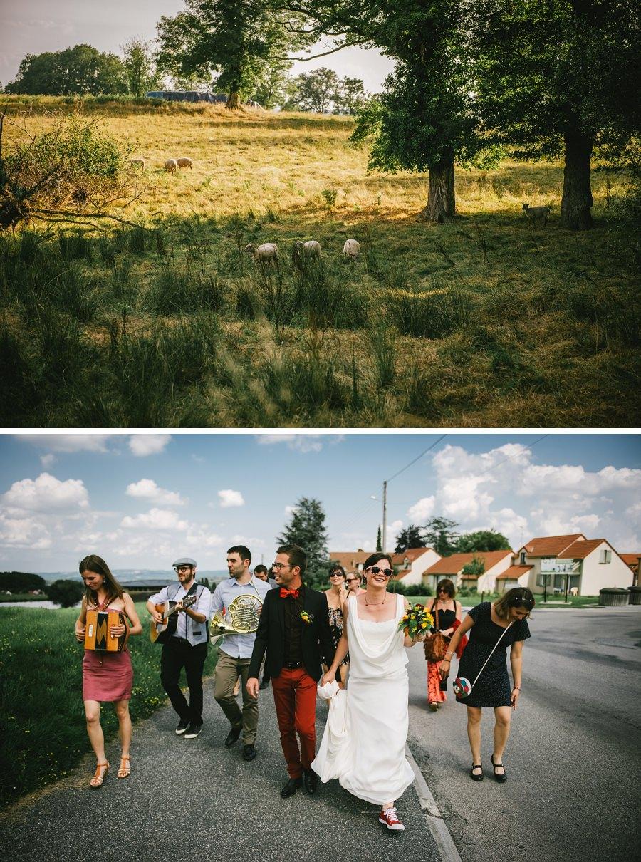 photographe de mariages dans la Creuse