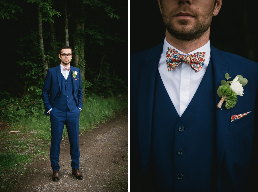 Wedding photographer nantua