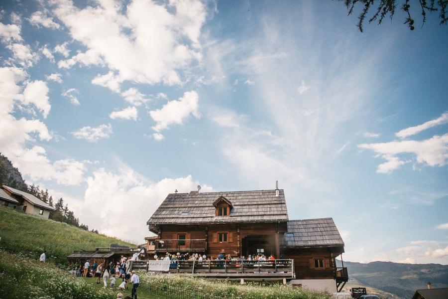 Photographe mariage hautes alpes