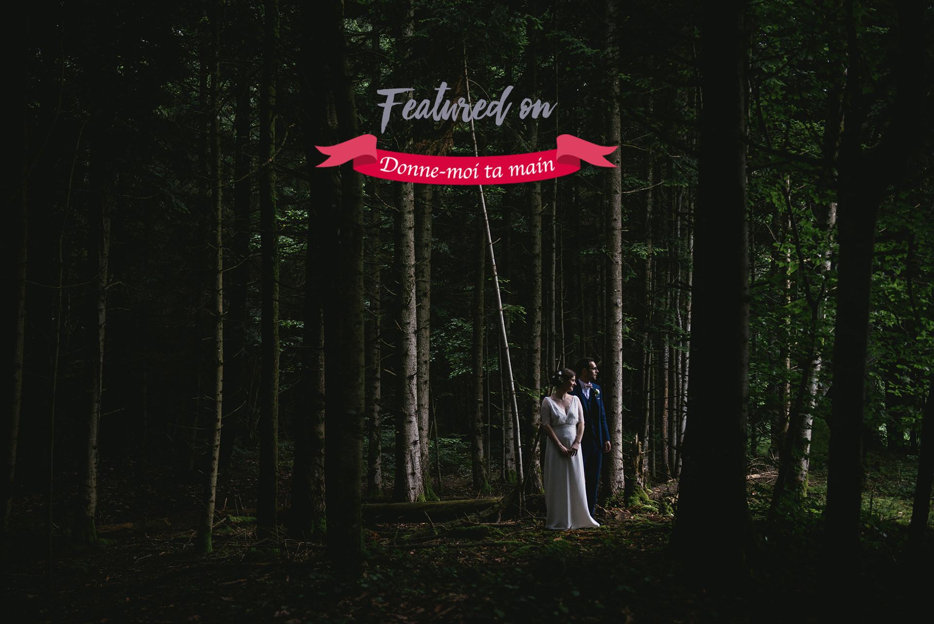 photographe de mariages en auvergne