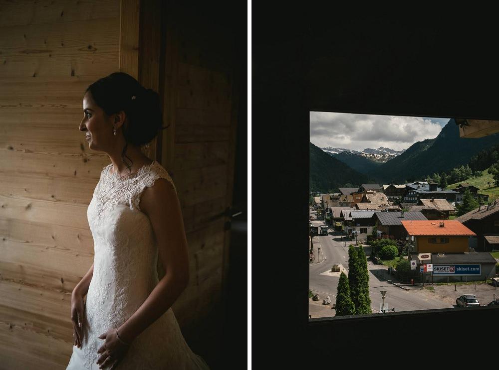 photographe de mariages dans le 74
