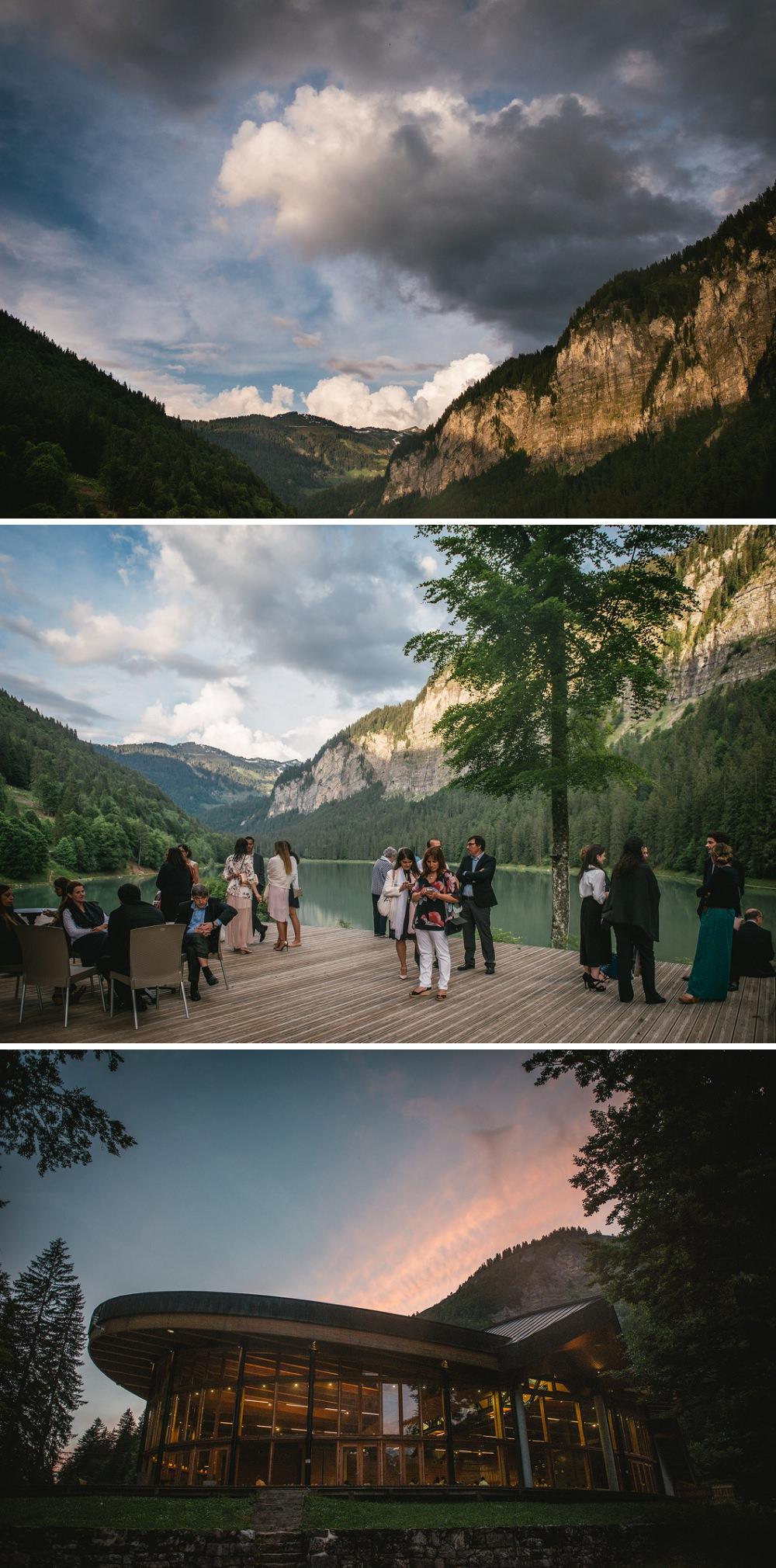 wedding photographer in Savoie