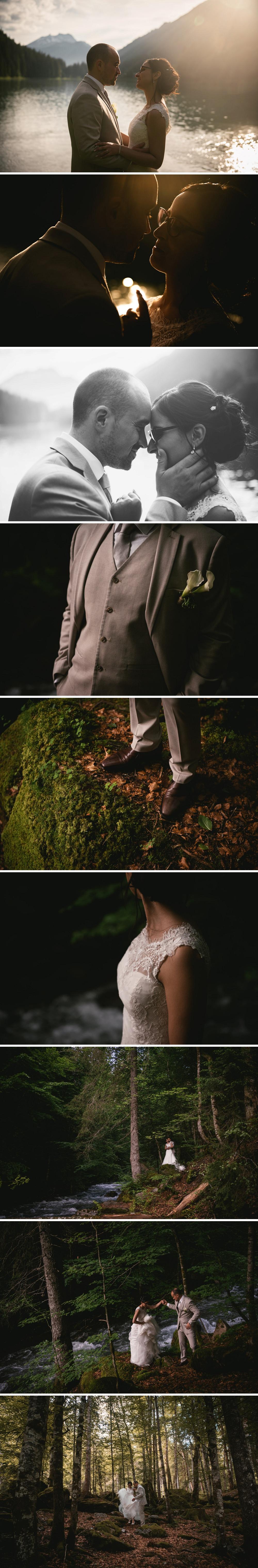 mariage domaine du baron