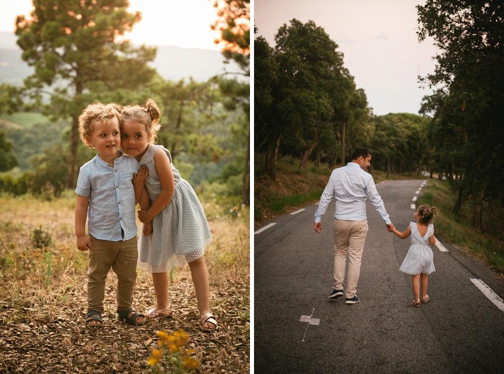 Photographe de familles dans le Var