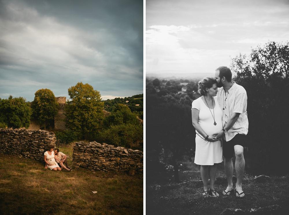 photographe de grossesse à Sisteron