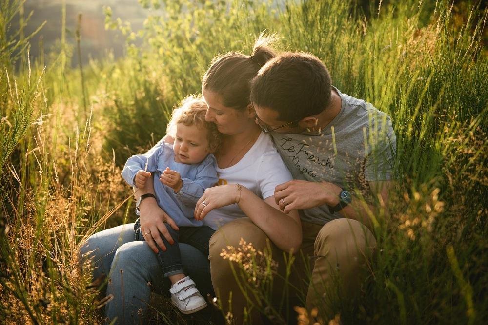photographe de famille à aix en provence