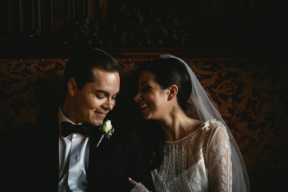 Mariage au chateau de challain