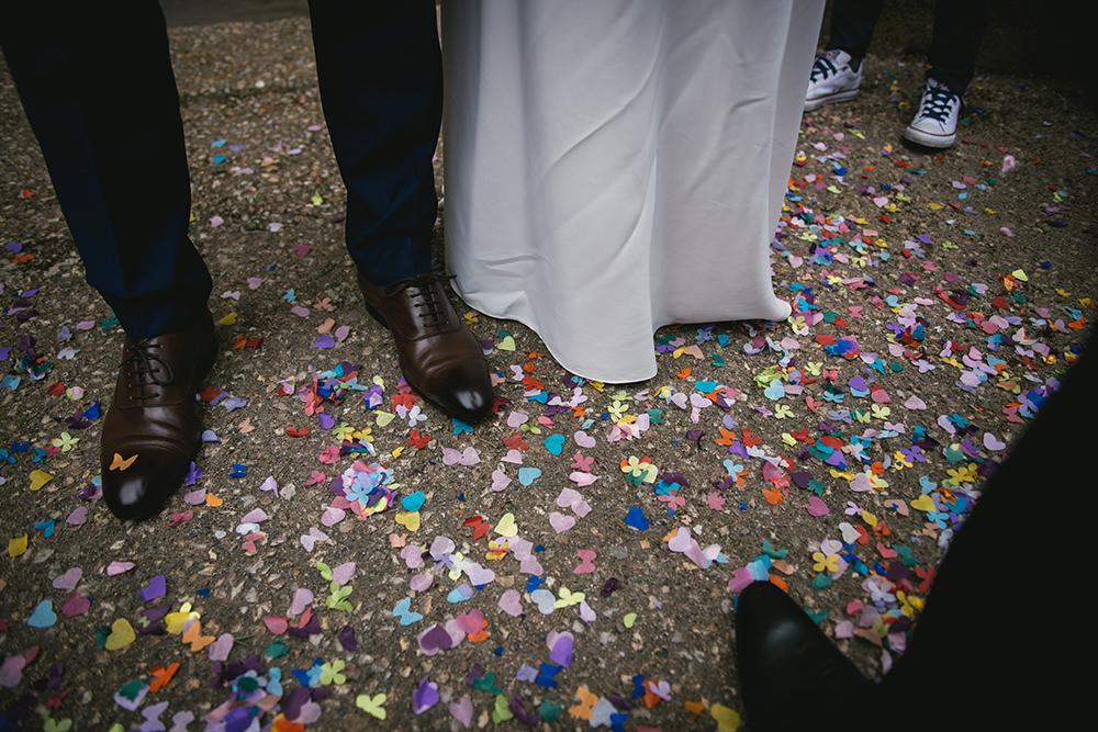 confettis cérémonie laïque chateau martinanches / zéphyr et luna
