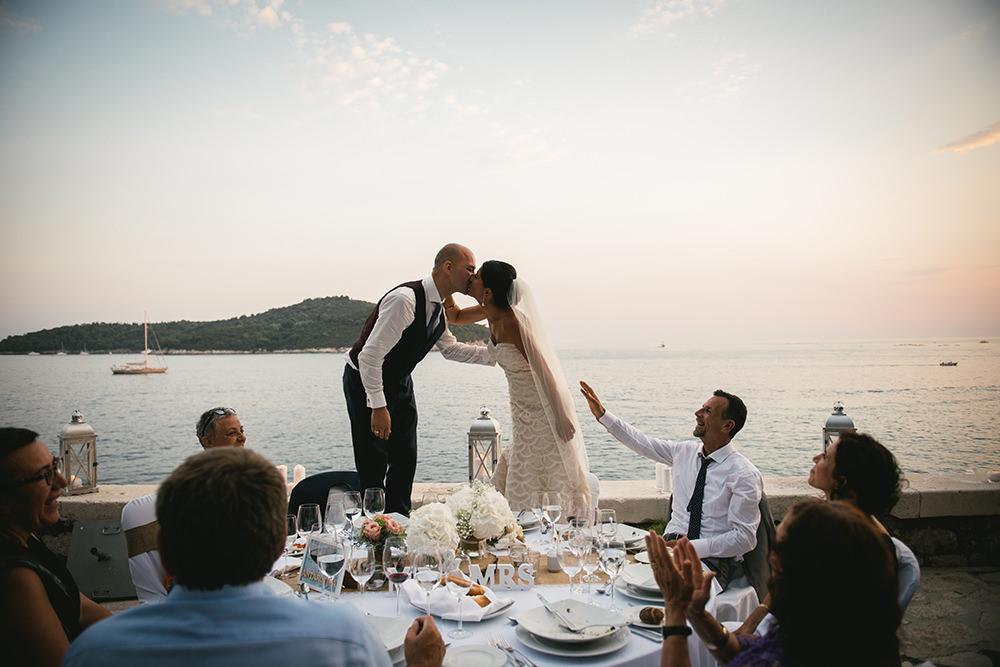 Mariage intime au chateau de la chèvre d'or - Zéphyr et Luna