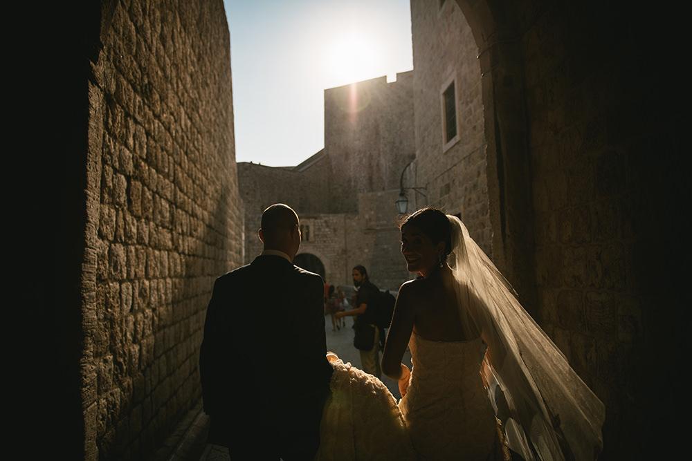 Wedding at chateau de la chèvre d'or - Zéphyr et Luna