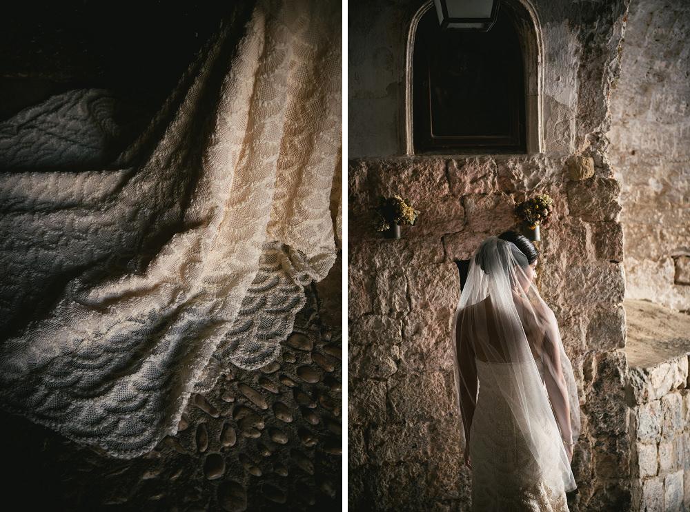 Wedding at chateau de la chèvre d'or / zéphyr et luna