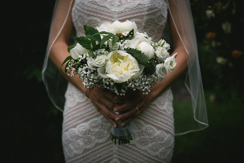 bouquet wedding chateau durantie / zéphyr et luna