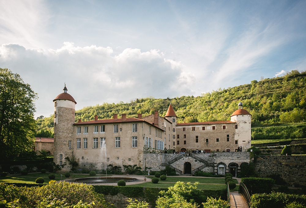château de la batisse - zéphyr et luna