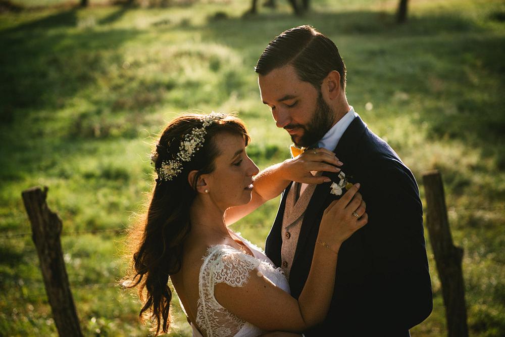wedding chateau bourlie / zéphyr et luna