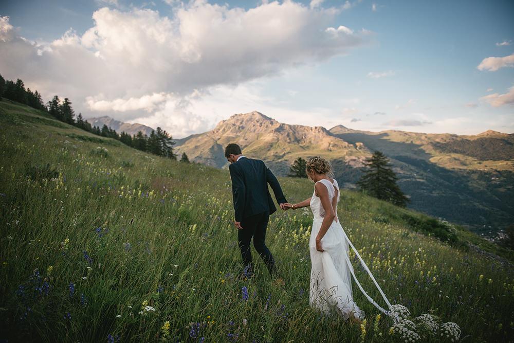mariage laique das rubezahl / zéphyr et luna