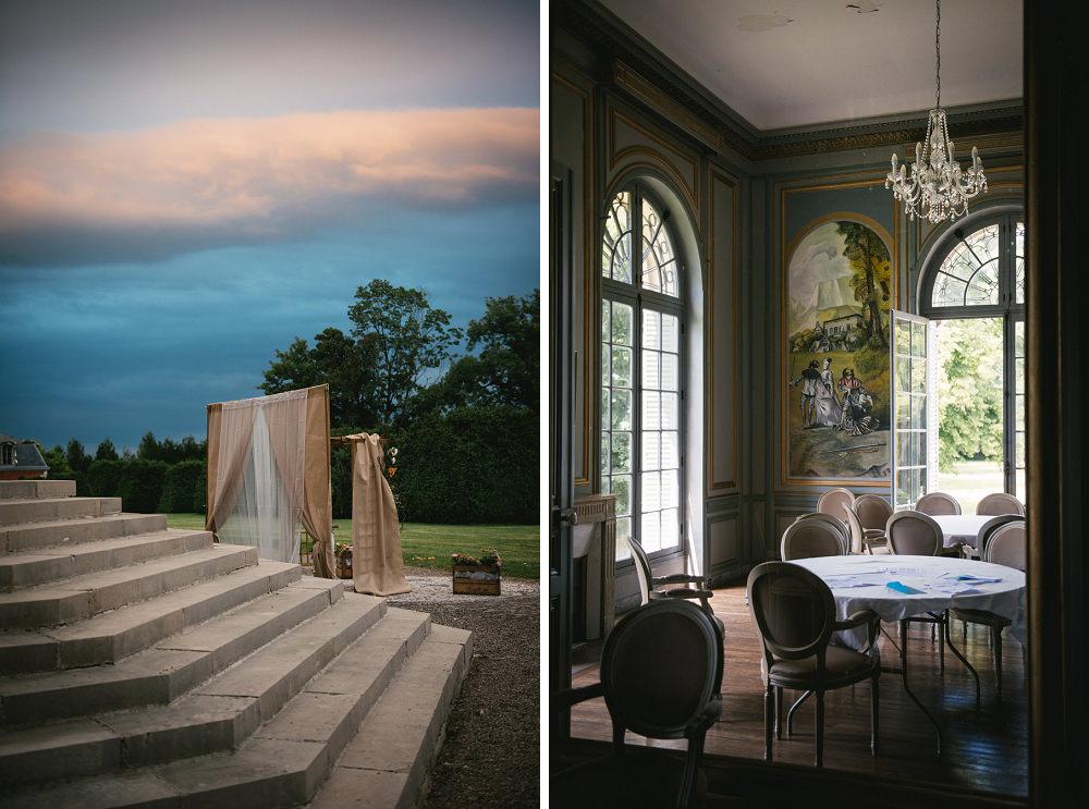 wedding chateau caniere / zephyr & luna