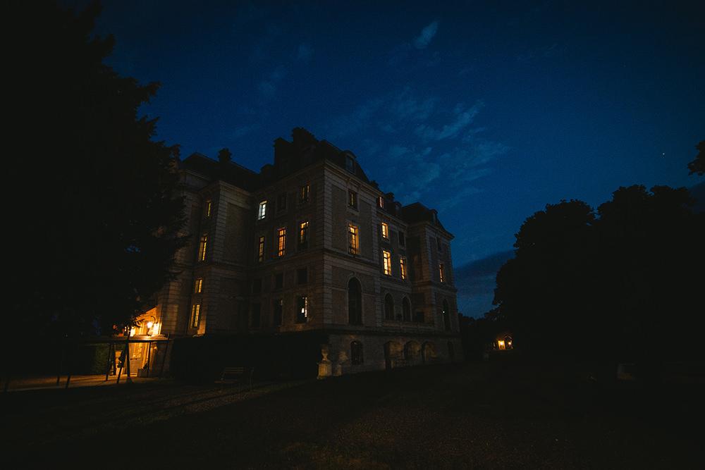 chateau de la caniere elopement venue in france