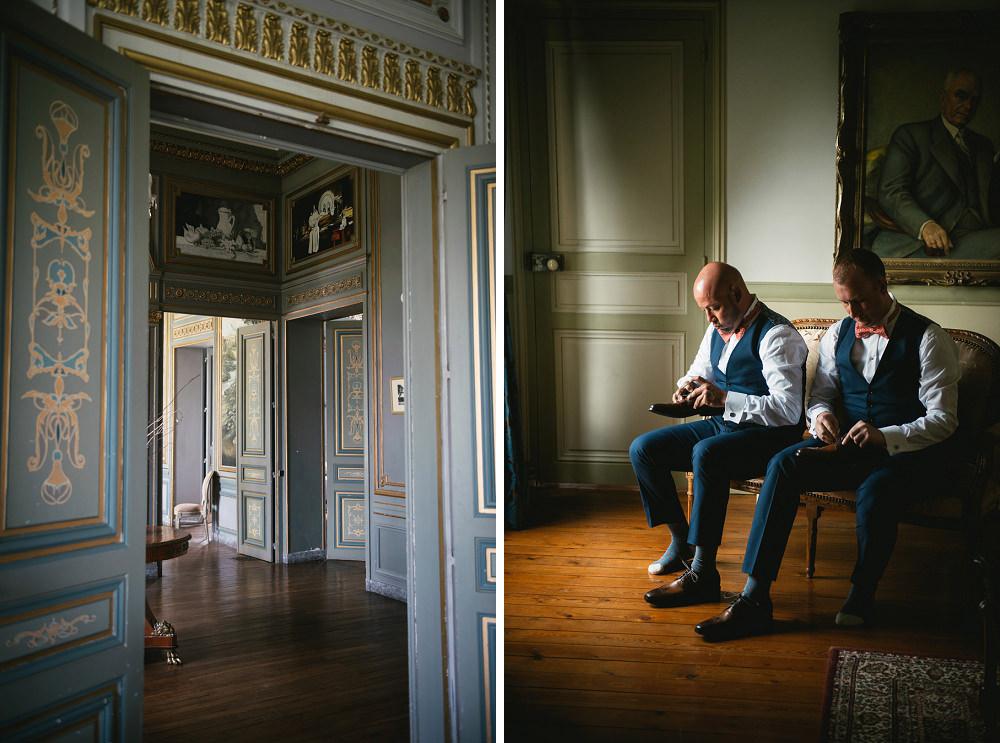 wedding day chateau caniere / zephyr & luna