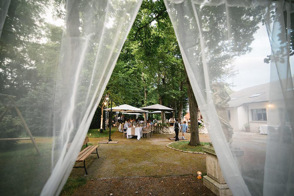 wedding reception chateau caniere / zephyr & luna