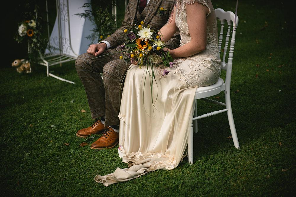 mariage laique solring hof / zéphyr et luna