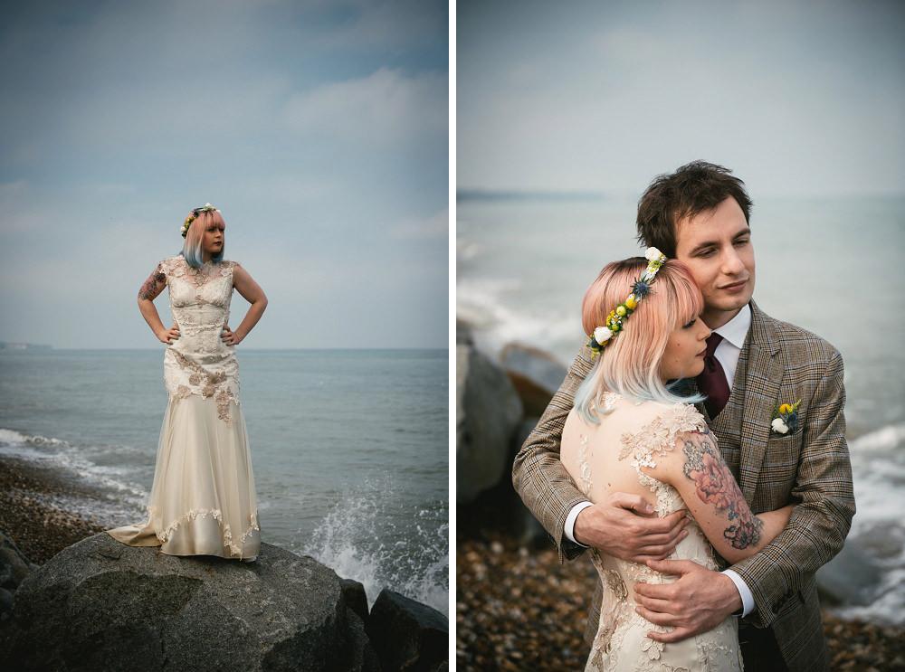 rock n roll wedding solring hof / zéphyr et luna