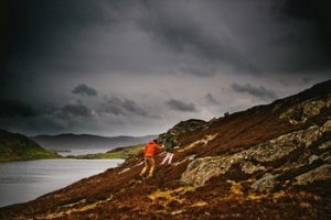 adventure elopement photographer in scotland