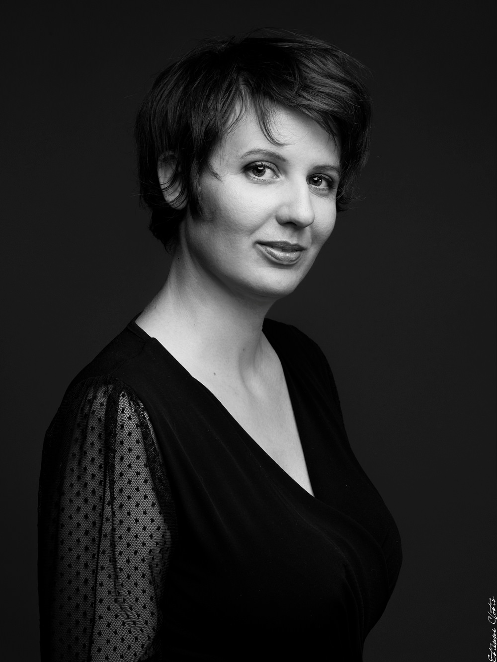 Portrait Zephyr Luna photographer dordogne