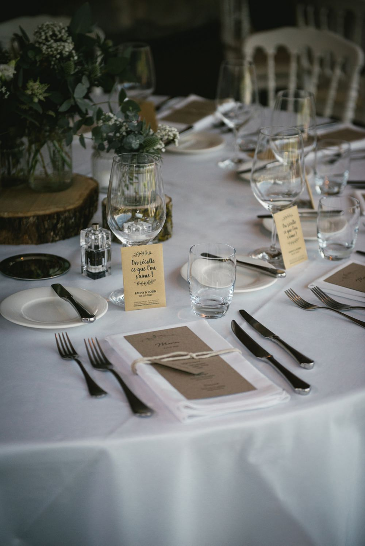 wedding hotel rougemont table decor