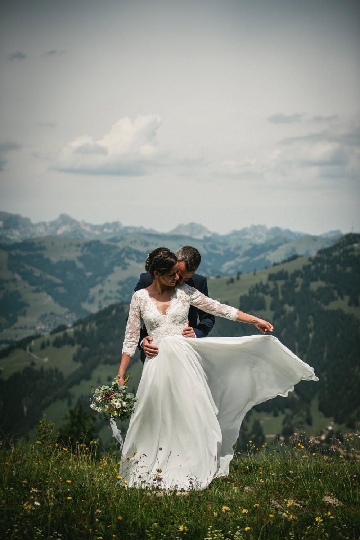 mariage gstaad suisse hotel rougemont mariage wasserngrat
