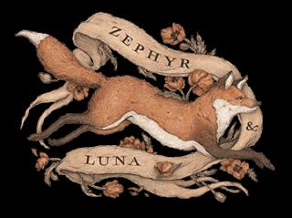 Zéphyr et Luna