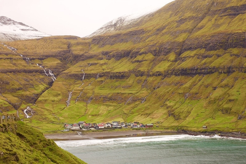 where to elope on the beach - faroe islands