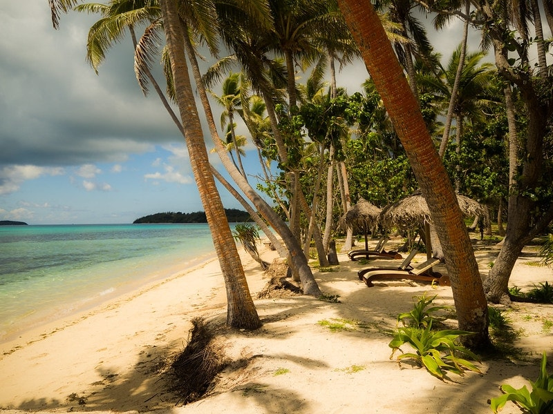 where to elope on the beach - fiji