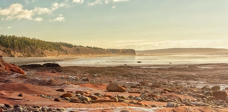 where to elope on the beach - new brunswick