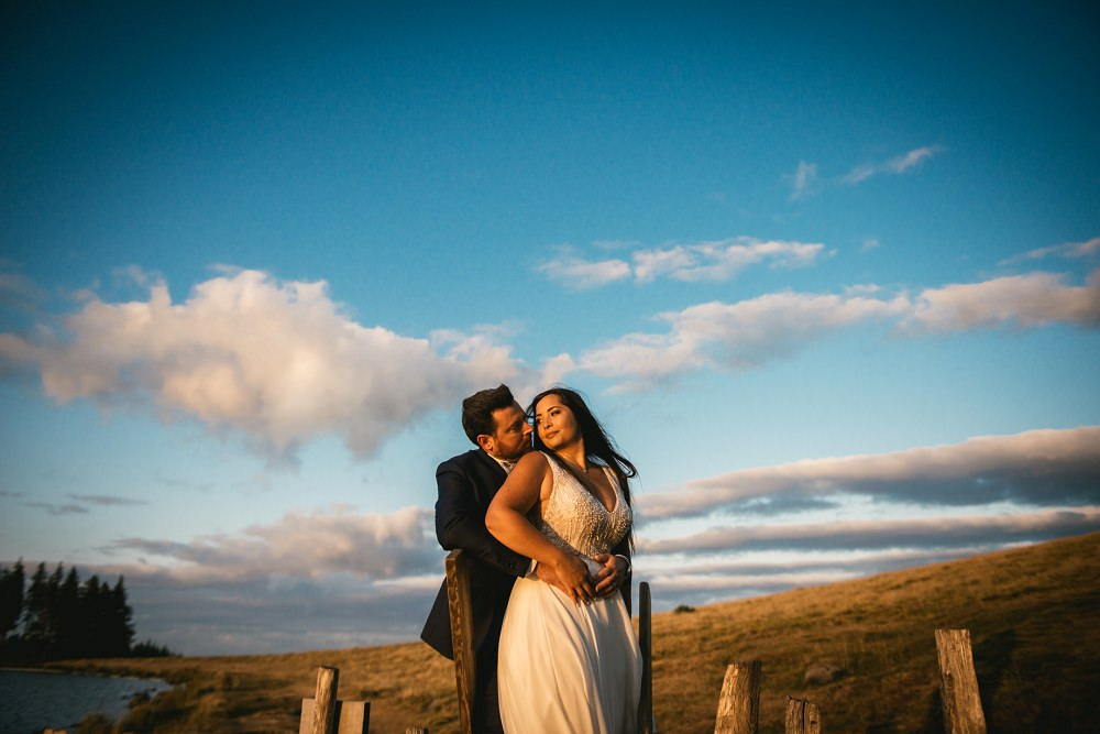 couple during their peak district session