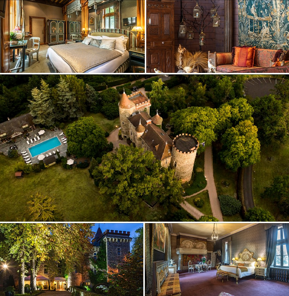 Chateau de codignat luxury wedding venue in auvergne