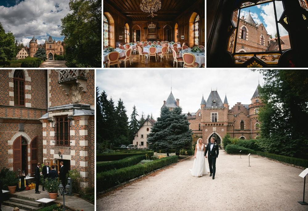 Chateau de maulmont luxury wedding venue in auvergne
