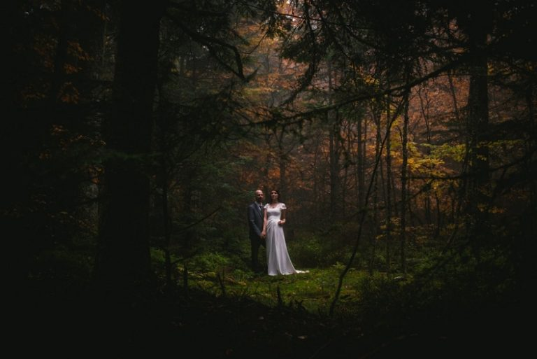 Misha & Chris – A 5-days elopement in the Japanese forests