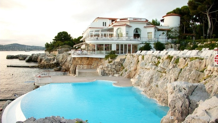 hotel du cap eden roc best wedding venue french riviera
