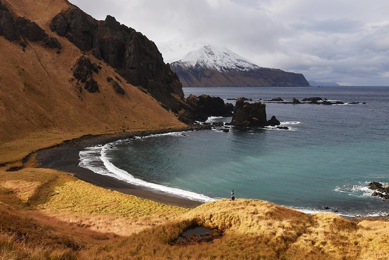 the best and most beautiful places to elope in the world - aleutian islands