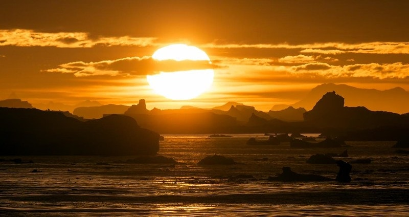 the best and most beautiful places to elope in the world - antactica