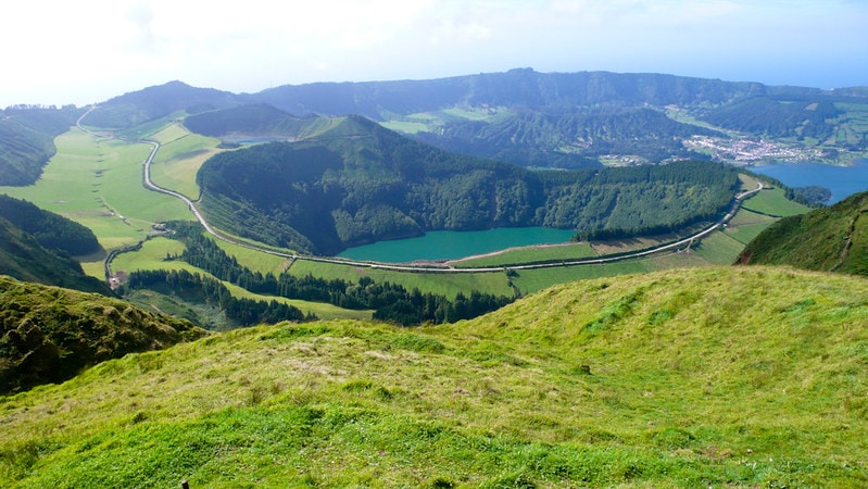 the best and most beautiful places to elope in the world - azores