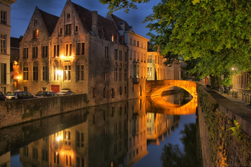 the best and most beautiful places to elope in the world - bruges
