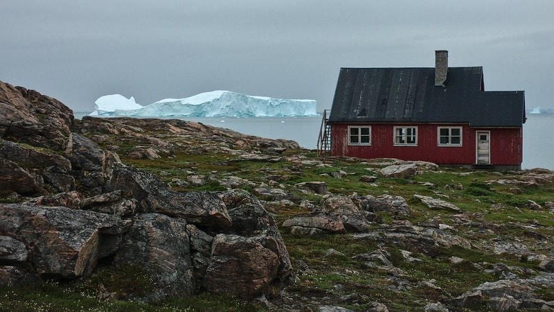 the best and most beautiful places to elope in the world - greenland